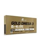 Gold Omega 3 D3+K2 Sport Edition
